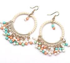 Hey Sara Boho Beaded Earrings - Multi Colour