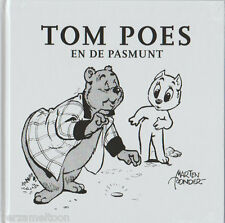 """BOEK PERSOONLIJKE ZEGELS 2016: """"TOM POES EN DE PASMUNT"""""""