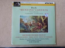 "Bach - ""Hunting"" Cantata Fischer-Dieskau - Wunderlich - Berlin ASD534 (0926)"