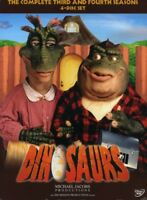 Dinosaurs Season 3 + 4 TV Series Third + Fourth Disney New Region 1