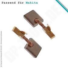 Escobillas De Carbón para Makita taladro batería BHP 450 3x10mm (CB