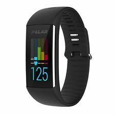 OpenBox Polar A360 Fitness Tracker With Wrist Heart Rate Monitor (Black, Medium)