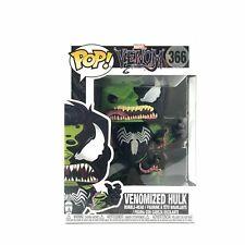 Funko Pop Venomized Hulk 366 Venom Marvel Protector 2018