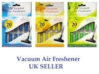 21pc x Vacuum Air Fresheners Hoover Dust Bags Filters Cleaner Freshner fragrance