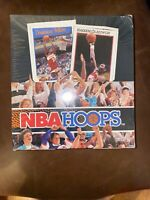 1991-92 NBA Hoops Basketball Series 1 Rack Box Factory Sealed $$