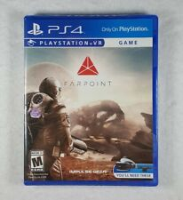 Farpoint (Sony PlayStation VR PS4) Brand New Factory Sealed - Free Shipping!