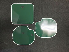 Number Backgrounds Honda CR 480 250 1983 RD GREEN CR480 CR250 Decals