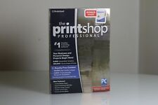BroderBund The Printshop Professional V 4.0 PC Brand New