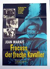 Fracass * MARAIS, DE FUNES, degrés-a1-affiche cinema-Ger 1-SHEET'61.