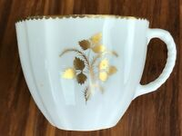 Antique old vintage Royal Crown Derby large Cup with gilding