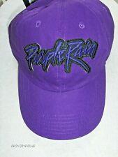 Purple Rain Cap Purple Strapback Hat