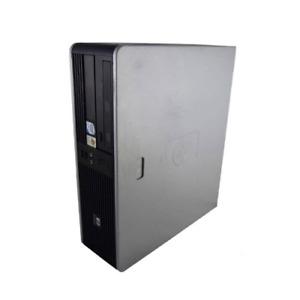 HP DC7900 SFF Core 2 DUO E8400 3GHz 2GB 80GB DVD Win7Home Desktop PC