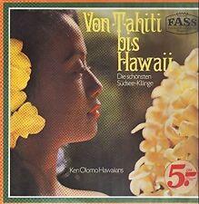 Ken Olomo hawaiins de tahiti à Hawaii-les plus belles mers du sud-les sons [LP]