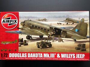Airfix Douglas Dakota Mk.III  1/72