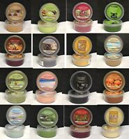 2 Yankee Candle SCENTERPIECE EASY MELTCUPS 2 Melt Cups - 17 MELT CUP CHOICES