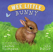 WEE LITTLE BUNNY by Lauren Thompson    FREE SHIP to Oz   isbn 9781416979371
