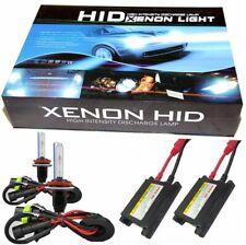 Kit completo universale luce XENON 6000K Xeno h1,h3,h4,h7,h11 White. Lampade