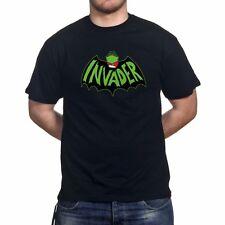 Invader Bat zim T shirt - Mens Womens Kids New