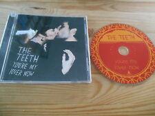 CD Indie The Teeth - You're My Lover Now (14 Song) PARK THE VAN REC