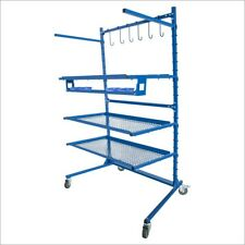 SOLARY PS302 Spray Painting Rack Stand Drying Rack Spray Rack Bundle Paint Rack