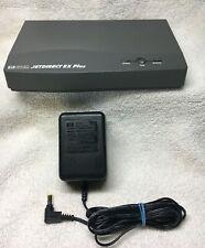 Hp JetDirect Ex Plus J259 1A External Print Server w/ Hp Ac Adapter # 0950-3169