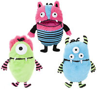 Worry Monster 22cm Cuddly Toy Loves Eating Worries & Bad Nightmares Dreams 53314