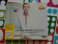Lisa Stansfield Biography The Greatest Hits Edizione Cina CD + VCD