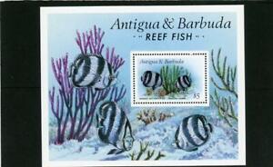 Antigua 1987 Fish Scott# 1013 mint NH,