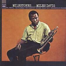 Miles Davis - Milestones Remastered With 3 Extra Tracks CD