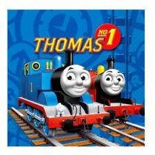 Servietten | 20 Stück | Thomas & seine Freunde | Party Kinder Geburtstag