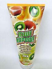Fiesta Sun Kiwi Kapow Double Dark 20x Tanning Indoor Lotion 8 oz