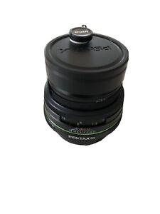Pentax Limited DA 70mm f2.4 SMC Lens