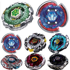 4D Beyblade Toy Stadium Super Metal Top Rapidity Fight Master Launcher Grip Set