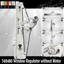 Rear Left Driver Window Regulator w/o Motor for 99-00 323i 328i 01-05 330i Sedan
