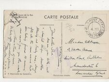 Field Post Office 578 Postmark 4 May 1943 North Africa WW2 517b