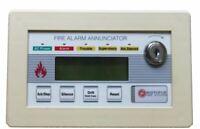 (NEW) NOTIFIER FDU-80 FIRE ALARM CHARACTER DISPLAY ANNUNCIATOR