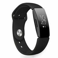 Silikon Armband Uhrenarmband Ersatz Straps Für Fitbit Inspire/ Inspire HR Ersatz