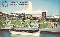 Montreal, Quebec - CANADA - EXPO 67 - Man & His World