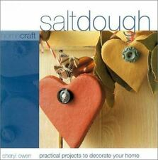 Salt Dough (Home Craft)