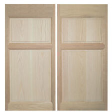 "COMMERCIAL SOLID OAK WESTERN WOODEN CAFE SALOON DOORS ANY 36""-42"" w/Hardware"