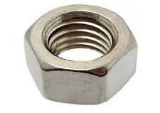 Stainless Steel Metric M6 X 1.0 Hex Nut 20 Pack