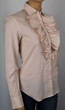 Soyaconcept camisa blusa señora talla L-XXL blanco crema gris con patrón nuevo 126