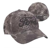 New FORD Kryptek Camo RAID Pattern Tactical Shooting Hunting Hat