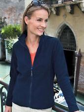Plus Size Fleece Hip Length Coats & Jackets for Women