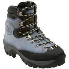LA SPORTIVA GLACIER LADY CELESTE BOOTS Light Blue / Blk BRAND NEW in Box w/Tags