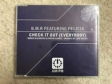 BMR Felicia - Check It Out (Everybody) AM:PM House - CD Single