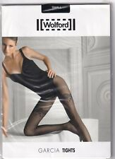 Collant WOLFORD GARCIA coloris Black. Taille S. Tights.
