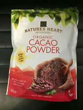 Nature's  Heart ORGANIC CACAO POWDER 567 g  vegans, gluten and dairy free