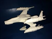 "Thunderbolt - Model Kit - Babylon 5 - 10"" (25 cm) wide - c/w Stand"
