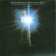 A Christmas Album by Barbra Streisand (CD,-2007, Columbia) BRAND NEW SEALED!
